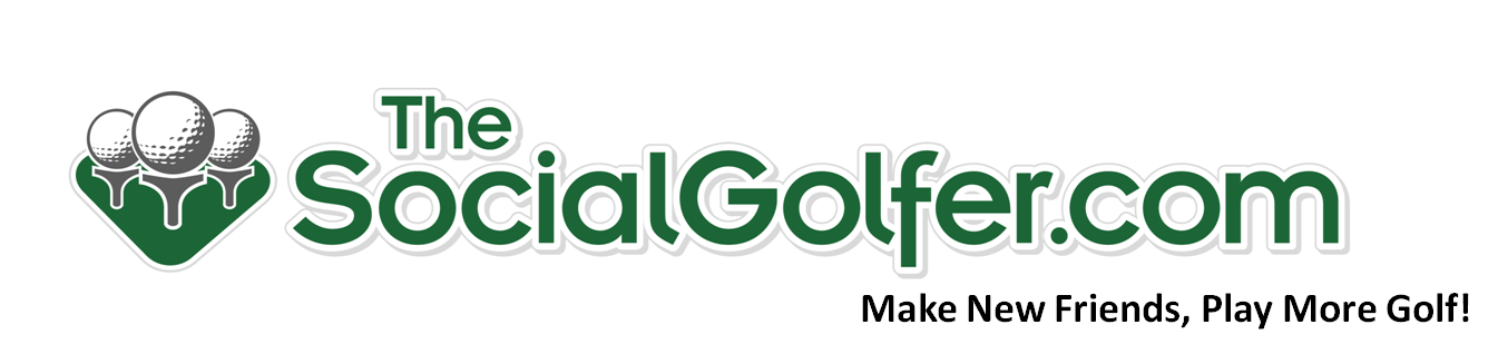 TheSocialgolfer.com with copyline MASTER